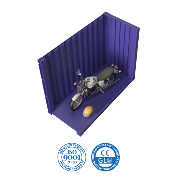 photo du box Le Mini box