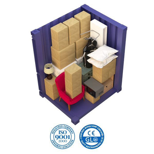 photo du box Le MoverBox